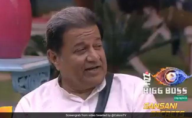 Bigg Boss 12: दीपक ठाकुर ने पूछा- क्या कलीग के गर्लफ्रेंड से डेट किया, अनूप जलोटा बोले, 'मुझे याद नहीं रहता'.. Video वायरल