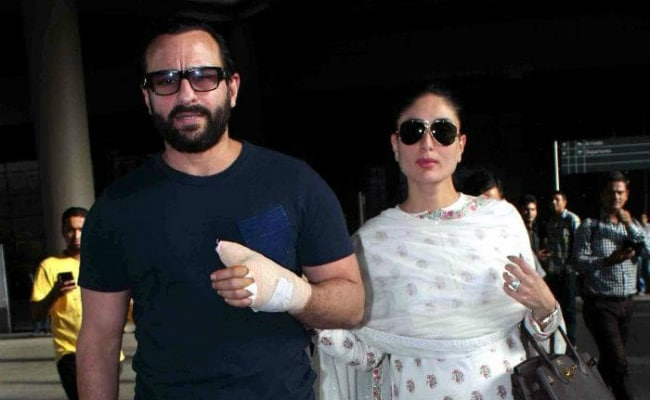 Saif Ali Khan On #MeToo: No One Has 'The Guts' To Misbehave With My Family