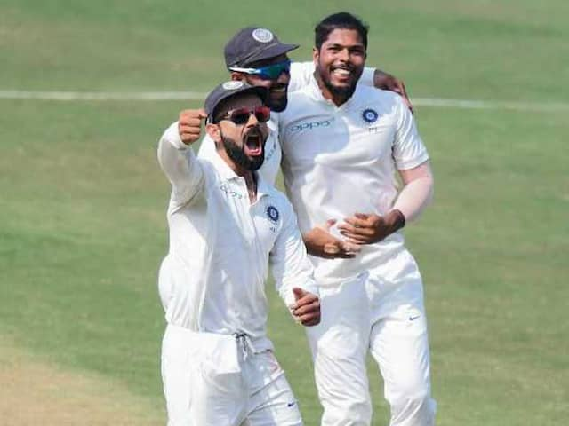 Watch: Virat Kohli Gesticulates Animatedly To Rouse Hyderabad Crowd During India vs West Indies 2nd Test