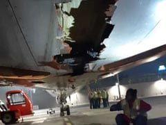 Air India Plane Slammed Into Wall At 250 Km Per Hour But Continued To Fly