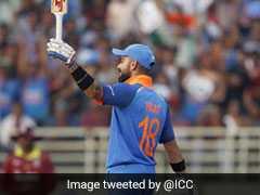 IND vs WI 2nd ODI: 'रनमशीन' विराट कोहली को ICC ने दिया यह 'खास' सम्मान