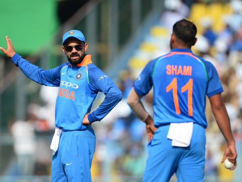 India vs West Indies: Fans Question BCCIs Decision To Drop Mohammed Shami Instead Of Umesh Yadav