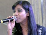 Video: Shilpa Rao Performs On NDTV's 12-hour Cleanathon