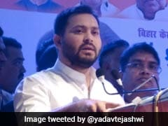 Tejashwi Yadav's Posters With Rape-Accused RJD Leader Draws Controversy