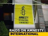 Video : Amnesty International Bengaluru Office Raided By Enforcement Directorate