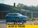 First Look - Audi E-Tron
