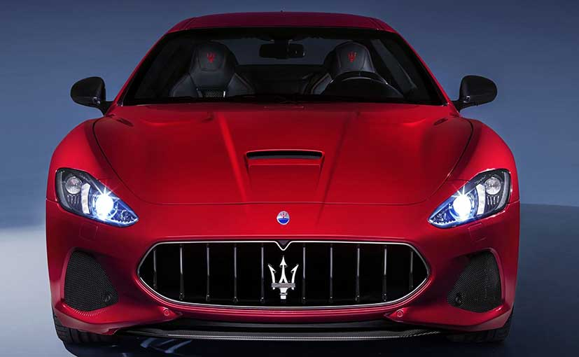 2018 maserati gran turismo launched in india; priced at rs. 2.25