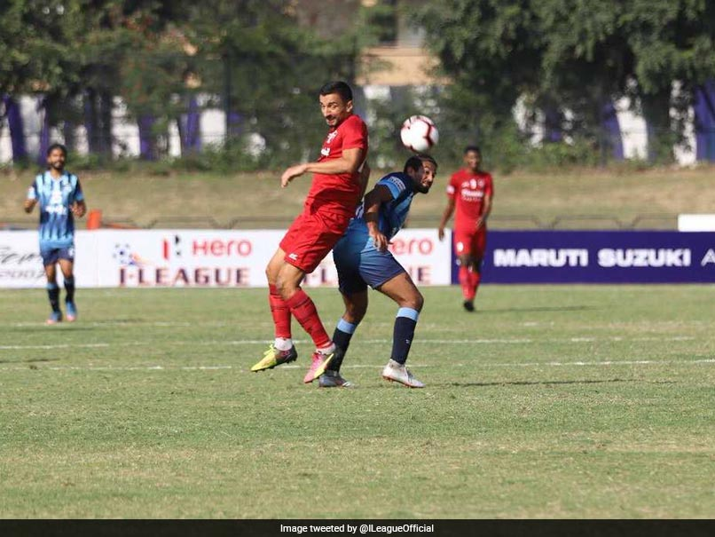 I-League: Churchill Brothers Hold Minerva Punjab To A Goalless Draw