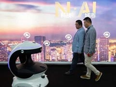 Armed Drones, Iris Scanners: China Displays High-Tech Security Gadgets