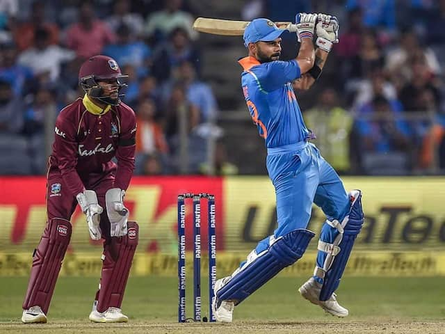 "India vs West Indies: Cricketers Praise ""Special"" Virat Kohli For Incredible Feat"