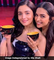 Koffee With Karan: KJo Spills The Beans On Deepika And Alia. Details Here