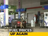 Video : Petrol Prices Rise By More than 50 Paise In Last Three Days