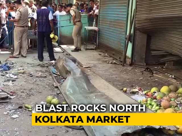 Video : Child, 8, Killed In Kolkata Blast; Trinamool Leader Says He Was Target