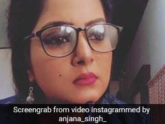 भोजपुरी एक्ट्रेस ने उड़ाई खुद की खिल्ली, कह दी ऐसी बात अर्थ का हो गया अनर्थ... देखें Video