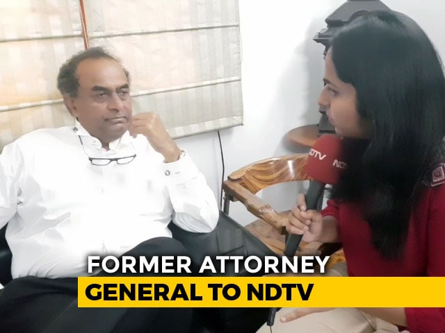 Video : Why Forced Leave For Rakesh Asthana, Asks Lawyer Mukul Rohatgi In CBI Row