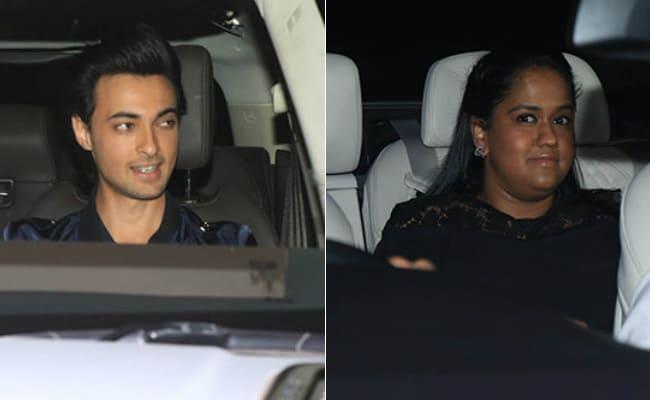 LoveYatri: Aayush Sharma Treated Wife Arpita And Family To A Special Screening. Preity Zinta, Anil Kapoor Joined In