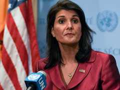 """China Under Xi Has Become Bullish,"" Says Ex-US Envoy Nikki Haley: Report"