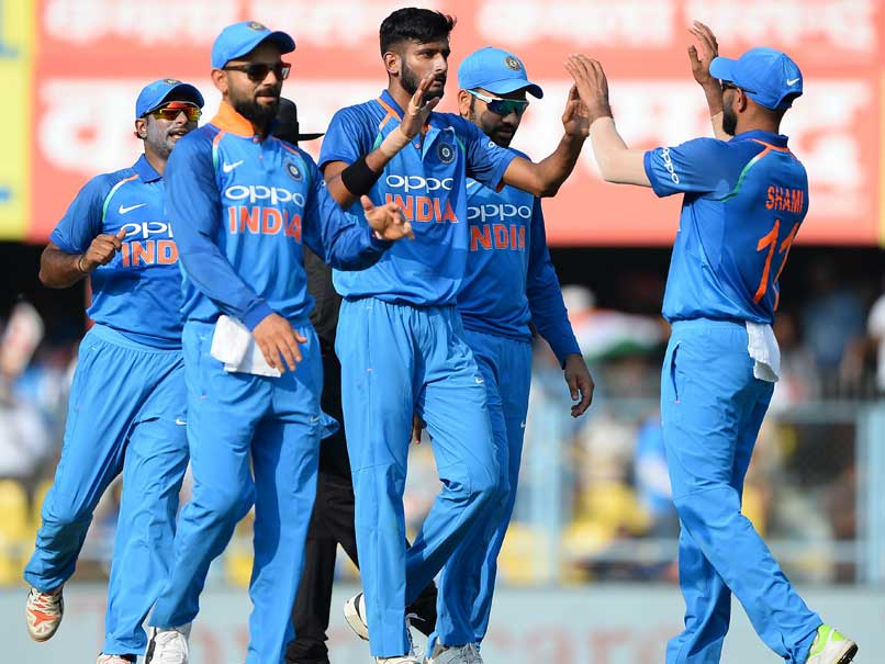 India vs West Indies: BCCI Names Unchanged 12-Man Squad For Second ODI In Vizag