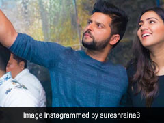 Suresh Raina's Wife Priyanka Raina Reveals Her Husband's Secret Talent