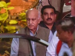 """Priya Ramani's Charges Figment Of Her Imagination,"" MJ Akbar Tells Court"