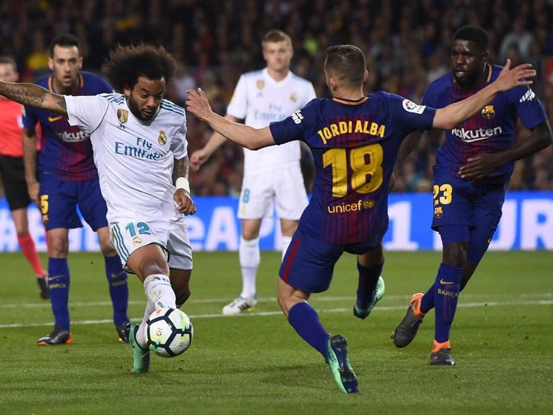 """Watch Out For """"Wounded"""" Real Madrid, Warns Barcelona Coach Ernesto Valverde"""