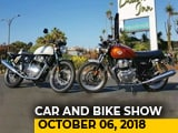 Video: New Royal Enfield Interceptor And Continental 650, New BMW X5