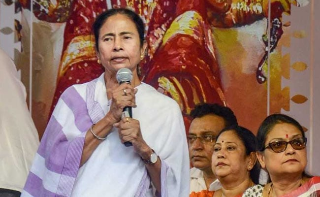 How Can We Take Money Back From Durga Puja Committees: Mamata Banerjee