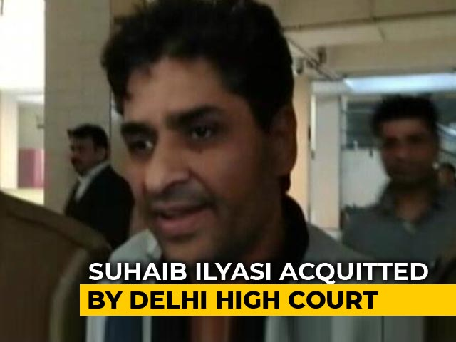 Video : Ex-TV Anchor Suhaib Ilyasi Acquitted By Delhi High Court In Wife's Murder