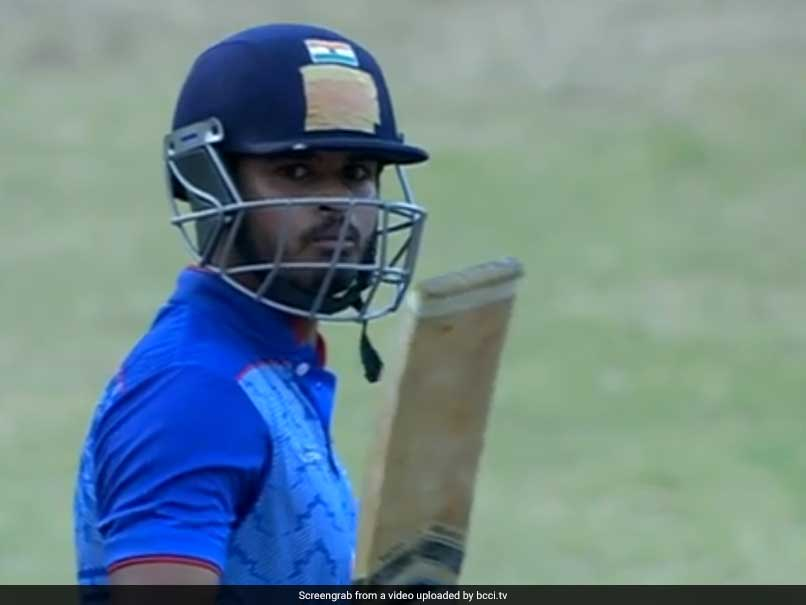 Shreyas Iyer, Prithvi Shaw Lead Mumbai To Vijay Hazare Trophy Final