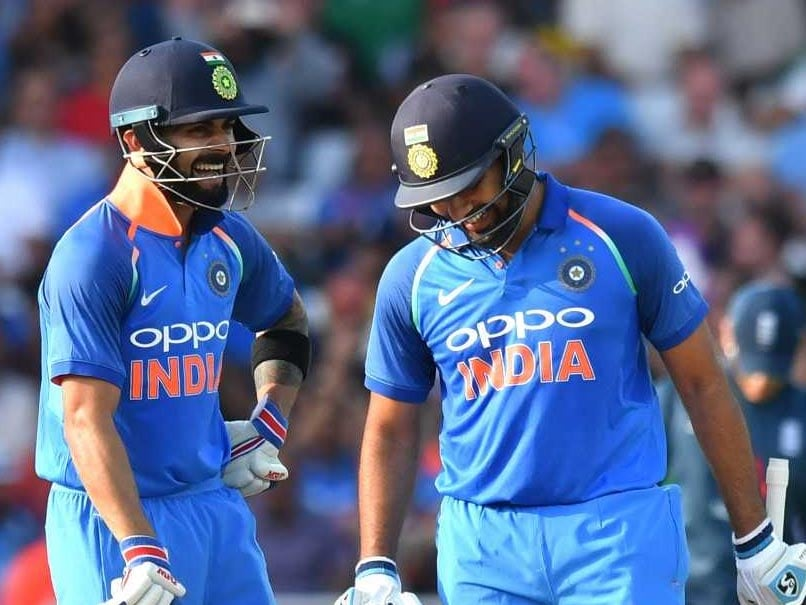 Rohit Sharma breaks record for most 150 plus scores in ODIs