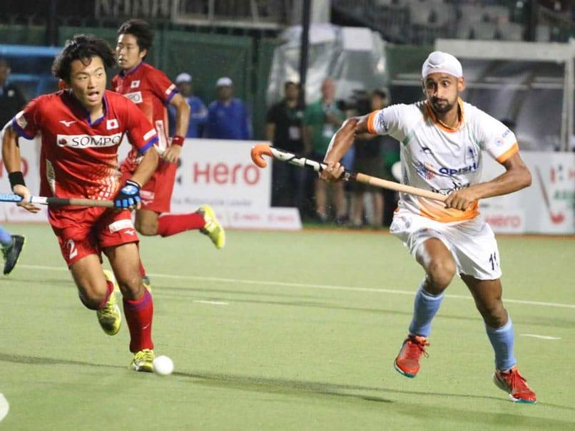 00ec26868 Asian Hockey Champions Trophy  Unbeaten India Face Japan In Semi-Final