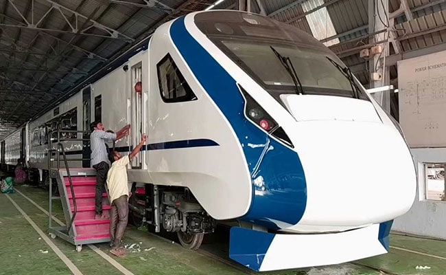 Launch Of Train 18, India's Fastest, Stalled Over Internal Railways Feud: Report