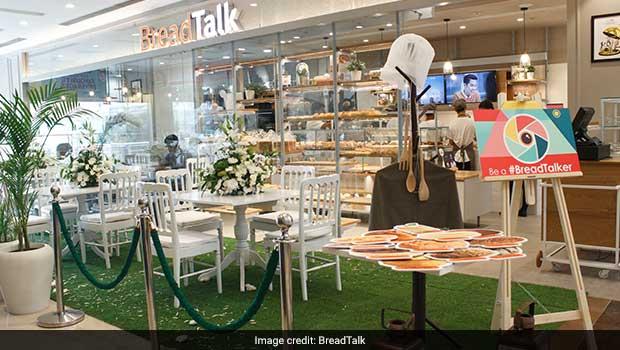 #NewRestaurantAlert: BreadTalk Group Launches Their First Bakery-Café Breadtalk In Delhi
