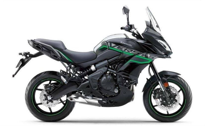 The Kawasaki Versys 650 is powered by 650 cc twin-cylinder motor with 67.4 bhp on offer