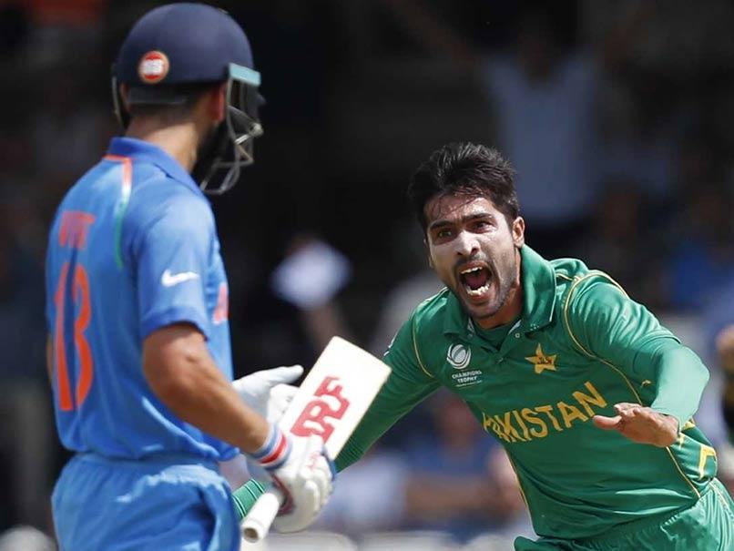 Amir Reveals How He Dismissed Virat Kohli In Champions Trophy Final