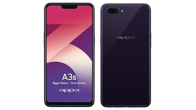 Oppo A3s का 3 जीबी रैम वेरिएंट हुआ सस्ता, जानें नई कीमत