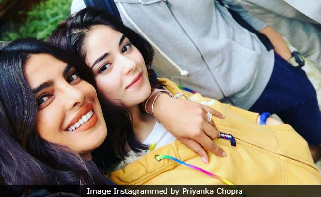 'It's On!' Priyanka Chopra Shares First Pic From The Sky Is Pink London Schedule