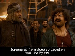 'Thugs Of Hindostan' Vashmalle Song: अमिताभ बच्चन और आमिर खान हुए नशे में चूर, Video Viral
