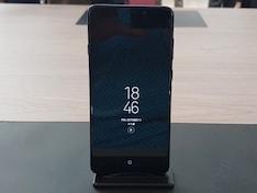 Samsung Galaxy A9 (2018) With Quad Rear Cameras First Look