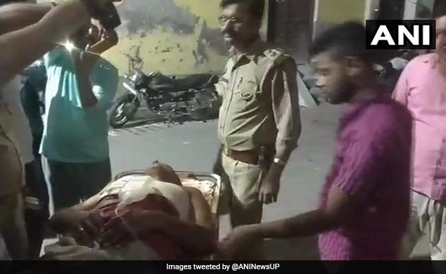 Cop Injured, Rifles Stolen As 2 Men Open Fire On Police In Uttar Pradesh