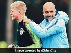Kevin De Bruyne Poised To Make Manchester City Return