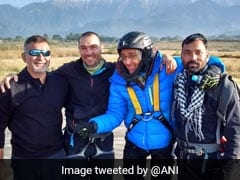 Spanish Paraglider Missing For Five Days, Rescued In Himachal's Kangra