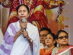 Mamata Banerjee Turns Composer, Pens Seven Songs For Durga Puja