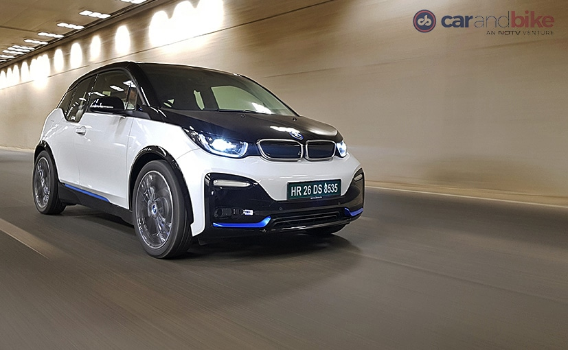 Bmw I3s In India First Drive Review Ndtv Carandbike