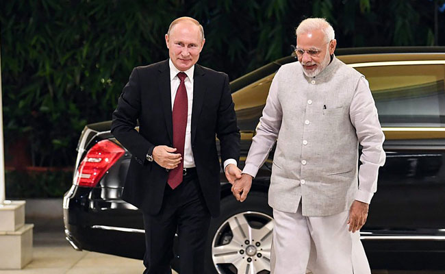 Russia Backs India On J&K Move, Says Change In Status Within Constitution