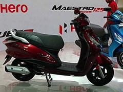 Hero Destini 125 Launch Details Revealed