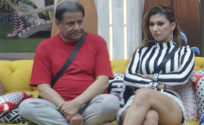 Bigg Boss 12: Evicted, Anup Jalota Says Jasleen Matharu Is Not His 'Girlfriend'