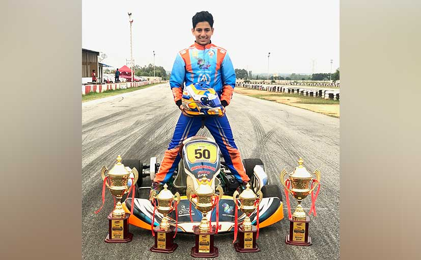 Shahan Ali Mohsin Is FMSCI's Third Nomination For 2020 Arjuna Award