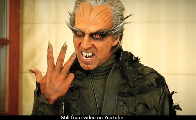 If The 2.0 Teaser Was Not Enough, Watch Rajinikanth And Akshay Kumar In This BTS Video