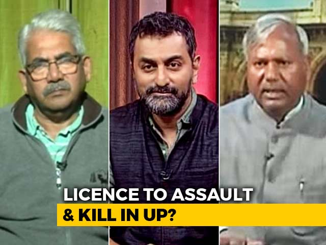 Video : Lucknow Man's Killing: A Cover-Up Attempt?